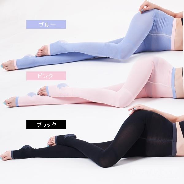 180-240D涼しさが肌に心地よい斬新的な睡眠ストッキング(2382)